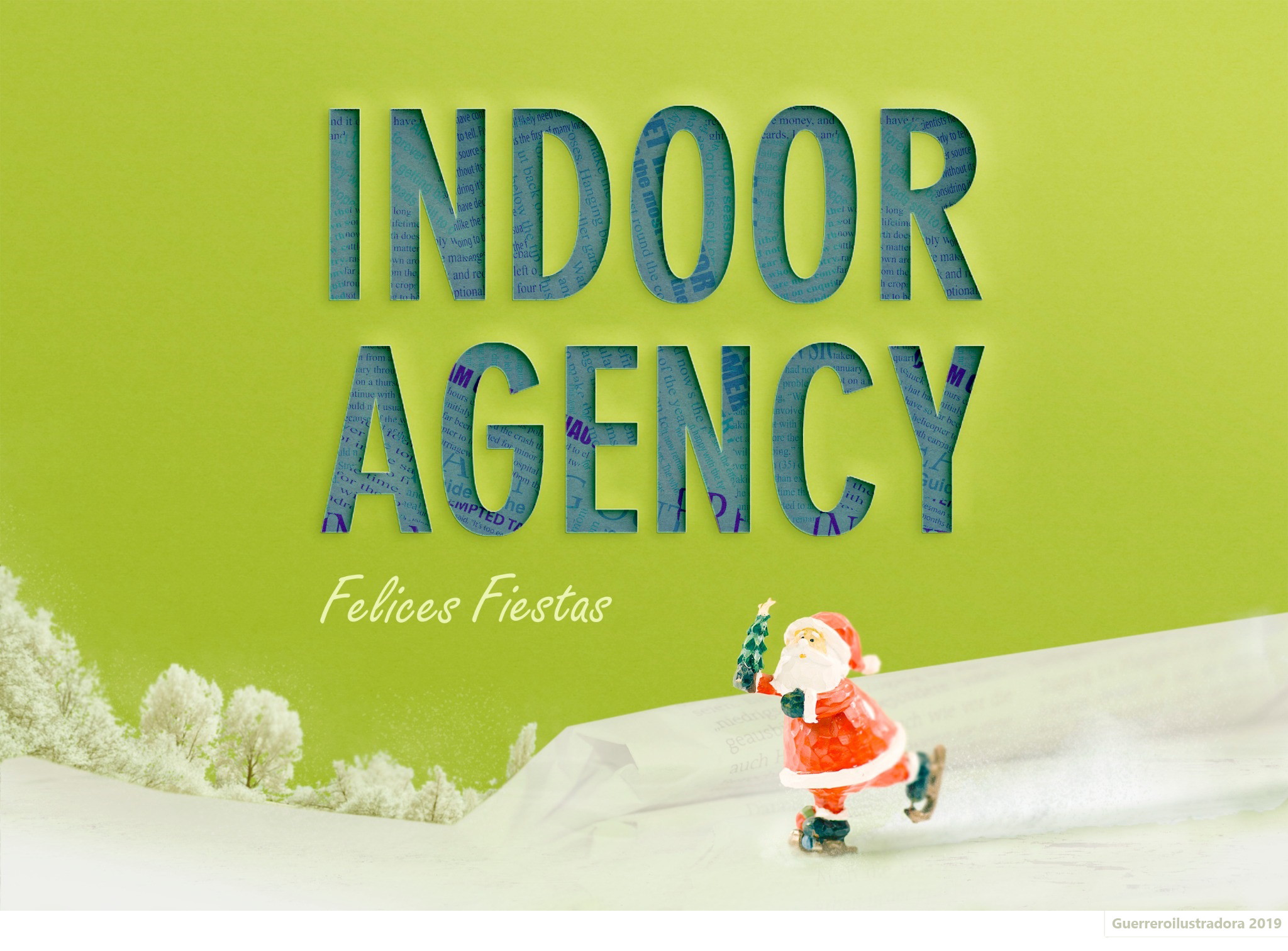 Cristmas Navidad 2019_Indoor Agency